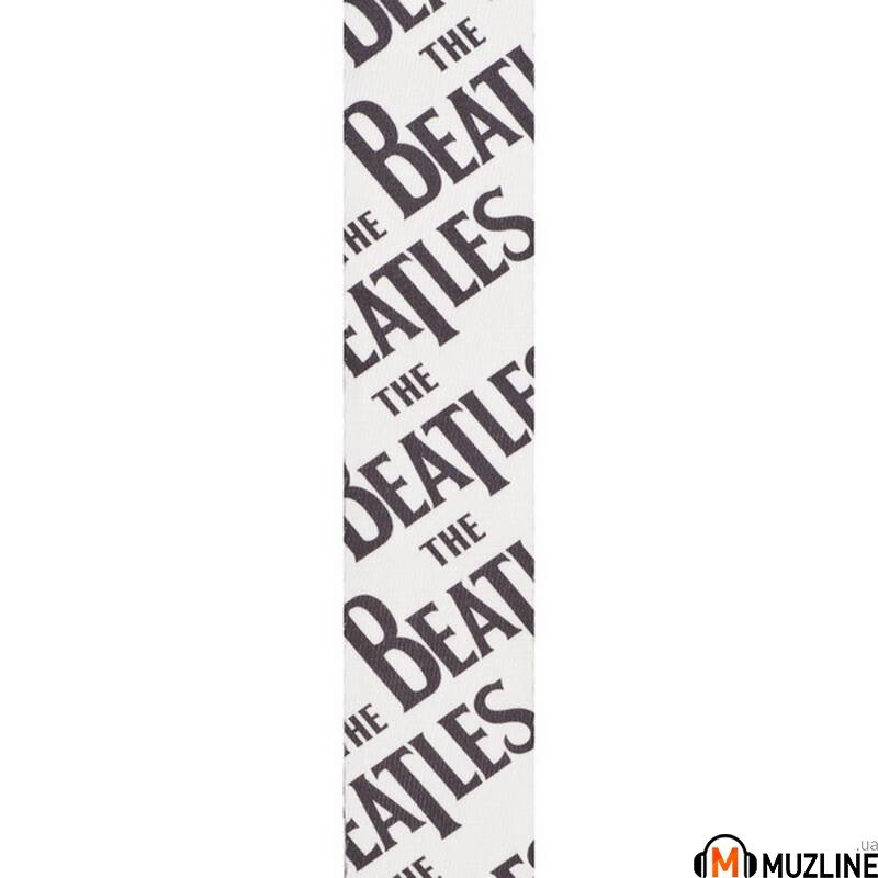 Planet Waves PW50BTL01 Beatles Guitar Strap, Classic Logo