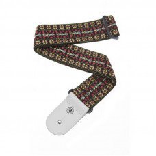 Planet Waves PW50G00 Woven Guitar Strap, Hootenanny 1