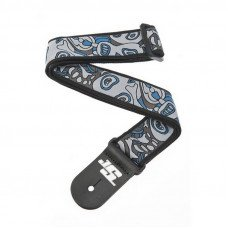 Planet Waves PW50JS03 Joe Satriani Guitar Strap Souls of Distortion