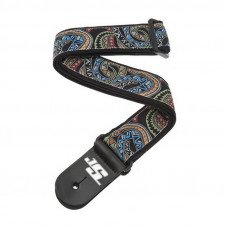 Planet Waves PW50JS04 Joe Satriani Guitar Strap Snakes Mosaic