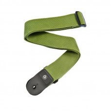 Planet Waves PWS107 Polypropylene Guitar Strap, Green