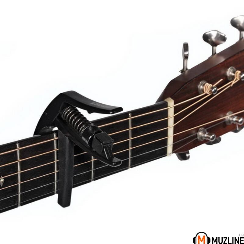 Каподастр Planet Waves PW-CP-10 NS Artist Capo Black