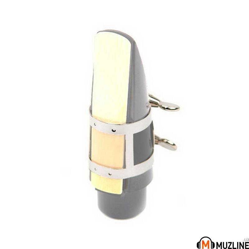 Rico RAS1LN Rico Ligature - Alto Sax Nickel Plated