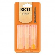 Трость Rico - Bb Clarinet #3.0 - 3-Pack