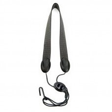 Ремень Rico SJA02 Rico Fabric Sax Strap (Industrial) with Metal Hook