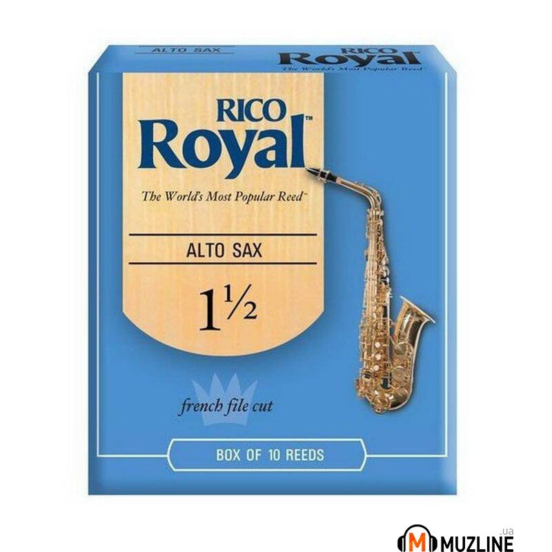 Трость Rico Rico Royal - Alto Sax #1.5 - 10 Box