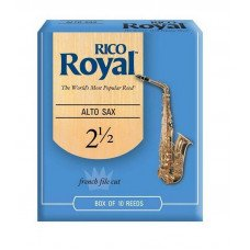 Трость Rico Rico Royal - Alto Sax #2.5 - 10 Box