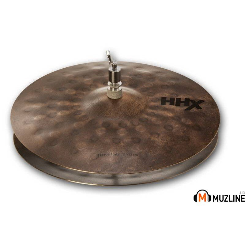"Sabian 13"" HHX Fierce Hats"
