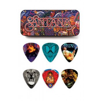 Dunlop SANPT01M Santana Pack Medium