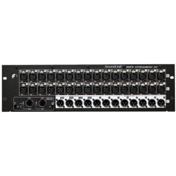 Soundcraft MSB-32 Cat5 Mini Stagebox