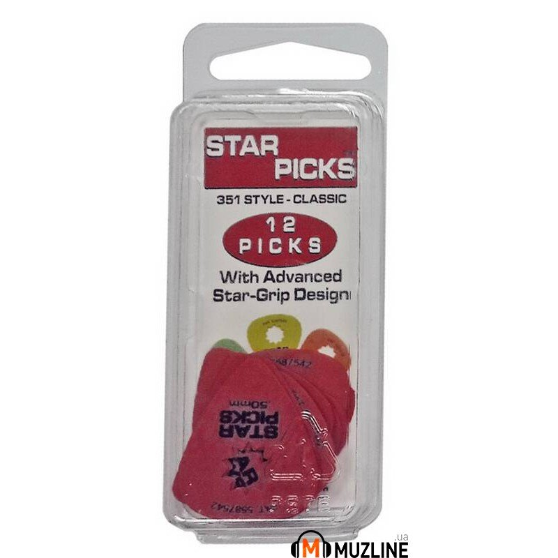 Everly Star Pick 12-Pack 0.50