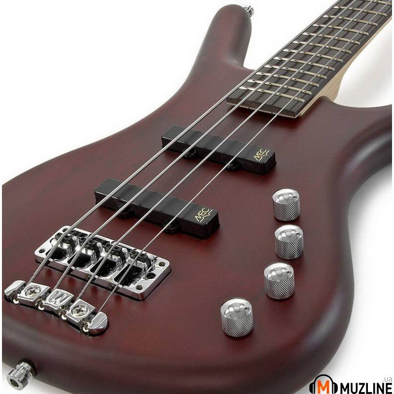 Бас-гитара Warwick Rockbass Corvette Basic 4 Burgundy Red OFC