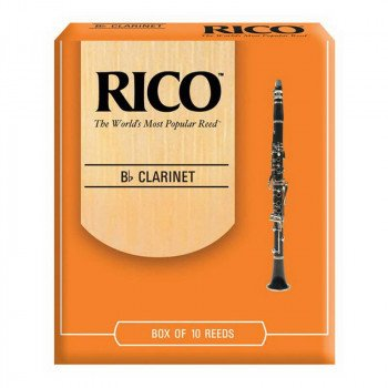 Трость Rico - Bb Clarinet #3.0 - 10 Box