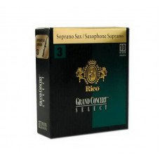 Трость Rico Grand Concert Select - Soprano Sax #3.0 - 10 Box