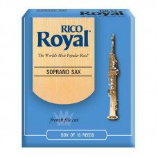 Трость Rico Rico Royal - Soprano Sax #2.5 - 10 Box
