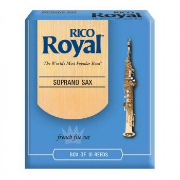 Трость Rico Rico Royal - Soprano Sax #3.5 - 10 Box
