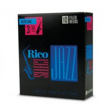 Трость Rico Rico Select Jazz - Alto Sax Filed 3M - 10 Box