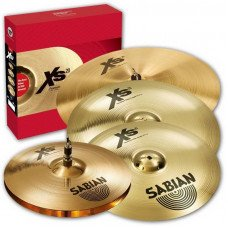 Sabian Xs20 Promotional Set Brilliant