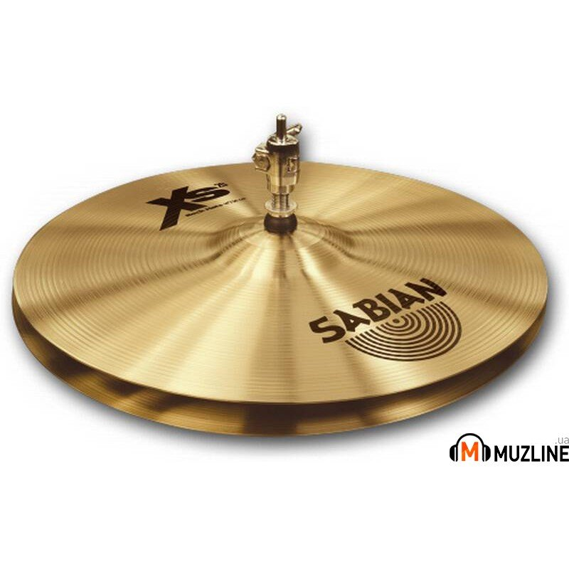 "Sabian 14"" XS20 Rock Hats"