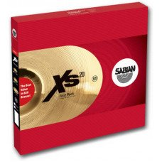 Sabian Xs20 First Pack 13""