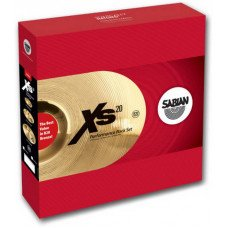 Sabian Xs20 Rock Performance Set Brilliant