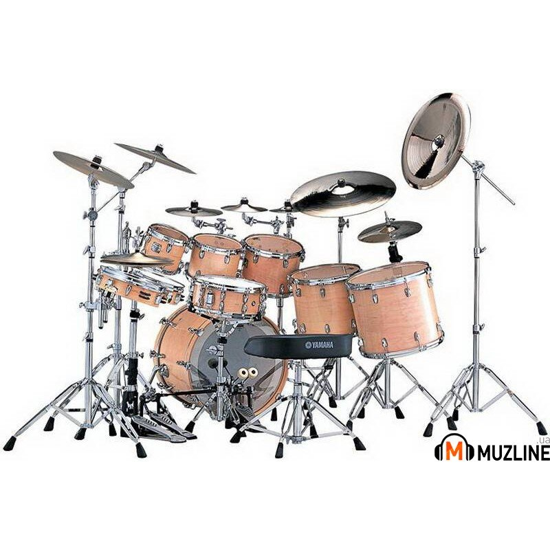 Ударная установка Yamaha Maple Custome Absolute (Vintage Natural)