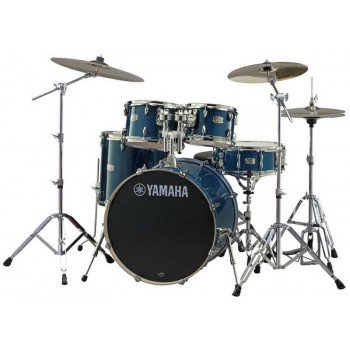 Ударная установка Yamaha Stage Custom Birch (Dark Blue Metallic)