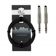 Инструментальный кабель Jack - Jack Gewa Alpha Audio Instrument Cable Stereo