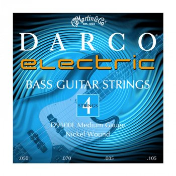 Струны для бас-гитары Martin Darco Electric Bass D9500L