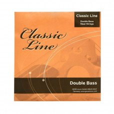 Gewa Pure Double Bass String Set Classic Line
