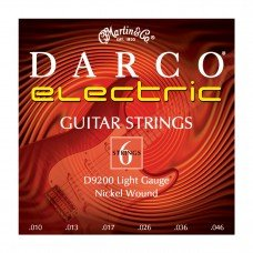 Струны для электрогитары Martin Darco Electric Guitar D9200