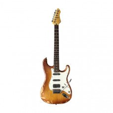 Электрогитара Gewa VGS RoadCruiser VST-110 Select Relic Tobacco Burst