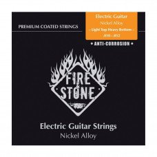 Струны для электрогитары Gewa Fire&Stone Nickel Alloy Coated LTHB