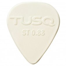 Graph Tech PQP-0088-W6 Tusq Standard Pick 0.88MM White 6 Pack