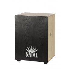 Кахон Natal Drums CJAN-XL-SW-BB Cajon Extra Large Black
