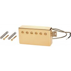Звукосниматель Gibson Burstbuker Pro Alnico 5 Humbucker Bridge/Gold Cover