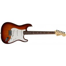 Электрогитара Fender Standard Stratocaster Plus Top RW TBS