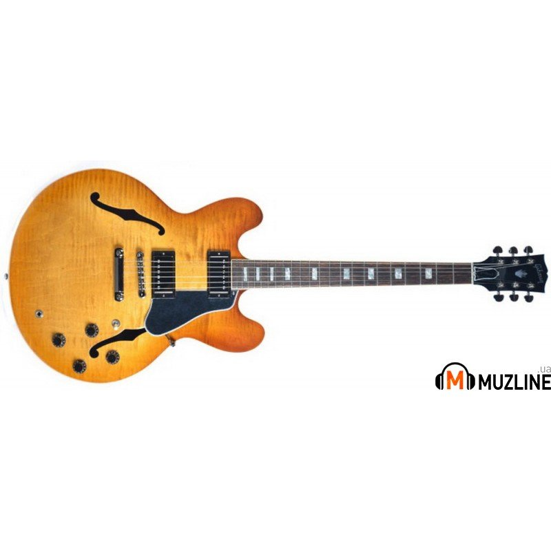 Электрогитара Gibson ES-335 Faded Lightburst