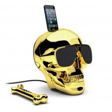 Jarre AeroSkull HD+ Chrome Gold