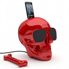 Jarre AeroSkull HD+ Glossy Red