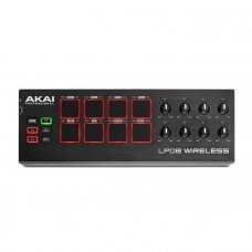Миди-контроллер Akai LPD8 Wireless