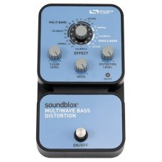 Гитарная педаль Source Audio SA125 Soundblox Multiwave Bass Distortion