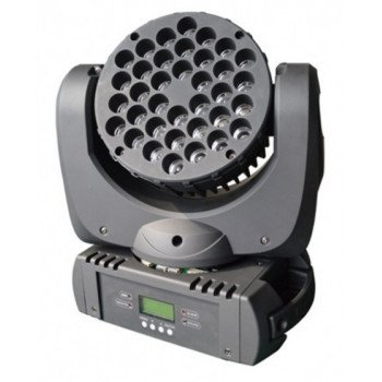 Голова New Light NL-1015 LED Beam Moving Head 3W*36 (RGBW)