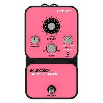 Гитарная педаль Source Audio Soundblox Tri-Mod Phaser