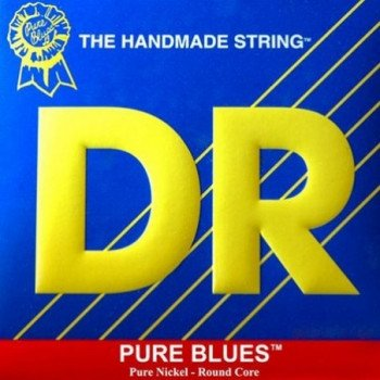 Струны для электрогитары DR PHR-9 Pure Blues (9-42) Lite
