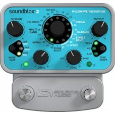 Гитарная педаль Source Audio SA220 Soundblox 2 Multiwave Distortion