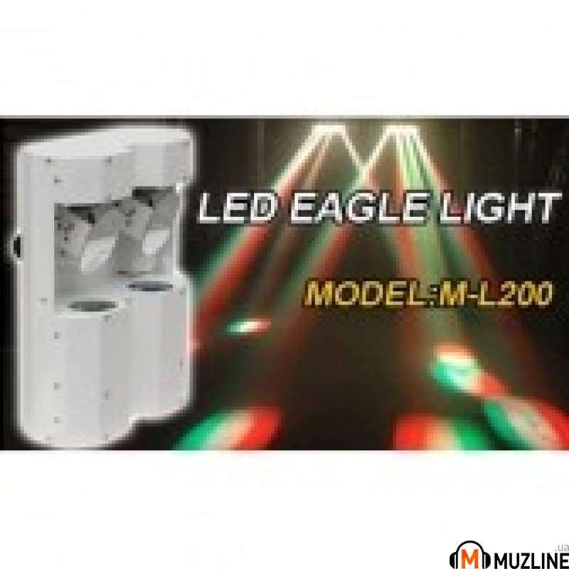 Сканер New Light M-L200 2 Mirror Beam Scan Light
