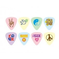 D'Andrea PL-MD Peace & Love Medium