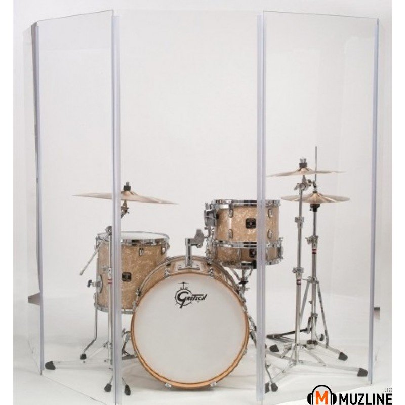 Peace DS-1 5 Section Drum Shield