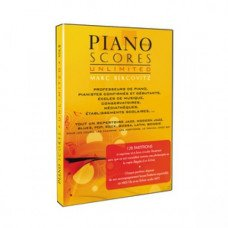 Prodipe Piano Scores Unlimited Vol 2. Marc Bercovitz